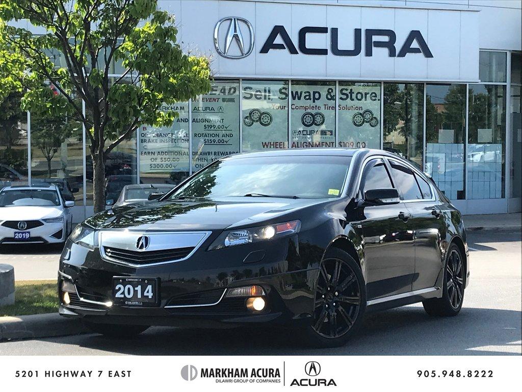 2014 Acura TL A-Spec SH-AWD in Markham, Ontario - 1 - w1024h768px