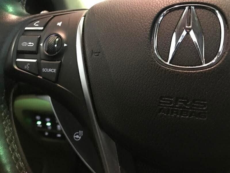 2015 Acura TLX 3.5L SH-AWD w/Elite Pkg in Markham, Ontario - 16 - w1024h768px