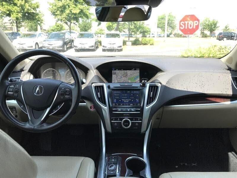 2015 Acura TLX 3.5L SH-AWD w/Elite Pkg in Markham, Ontario - 14 - w1024h768px