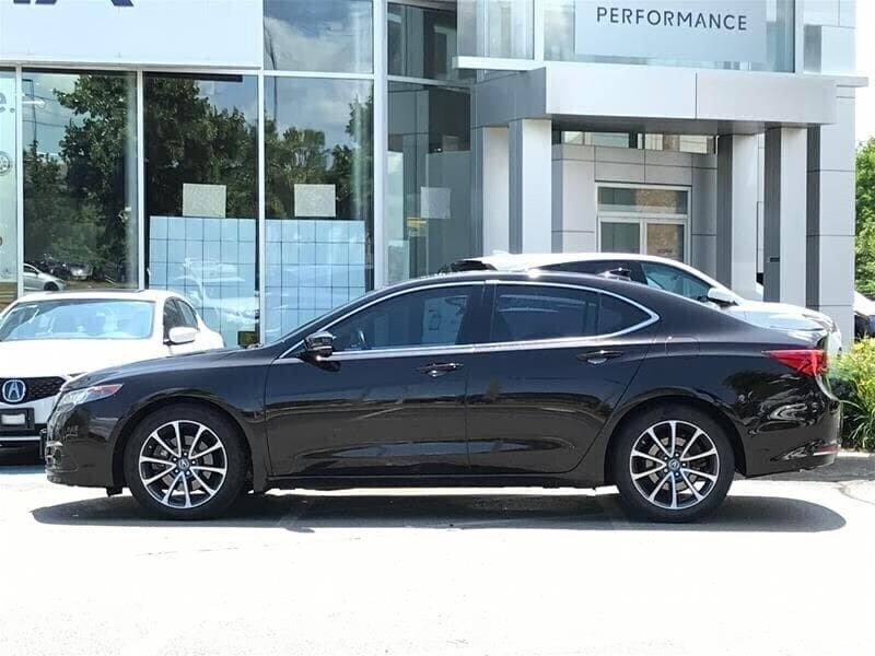 2015 Acura TLX 3.5L SH-AWD w/Elite Pkg in Markham, Ontario - 4 - w1024h768px
