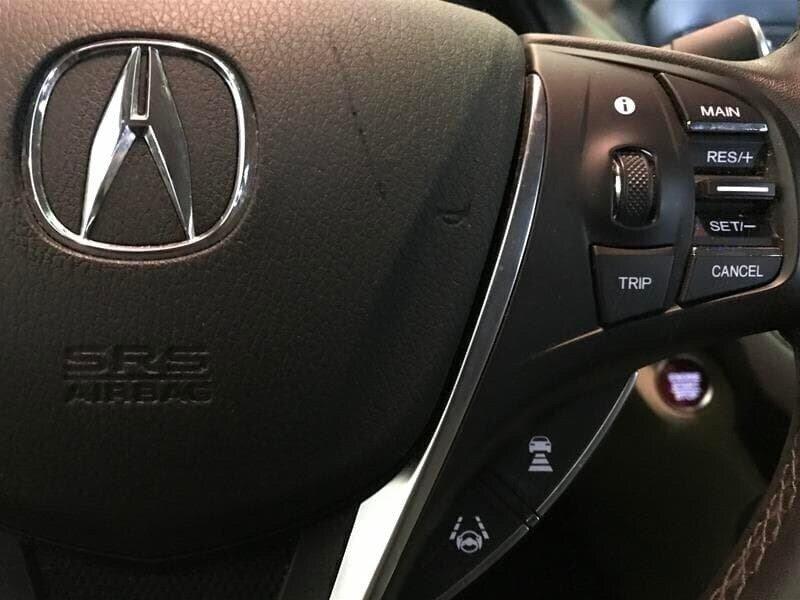 2015 Acura TLX 3.5L SH-AWD w/Elite Pkg in Markham, Ontario - 17 - w1024h768px