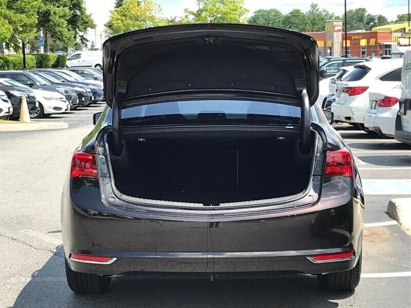 2015 Acura TLX 3.5L SH-AWD w/Elite Pkg in Markham, Ontario - 7 - w1024h768px