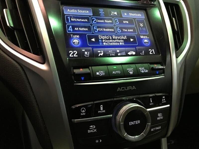 2015 Acura TLX 3.5L SH-AWD w/Elite Pkg in Markham, Ontario - 20 - w1024h768px