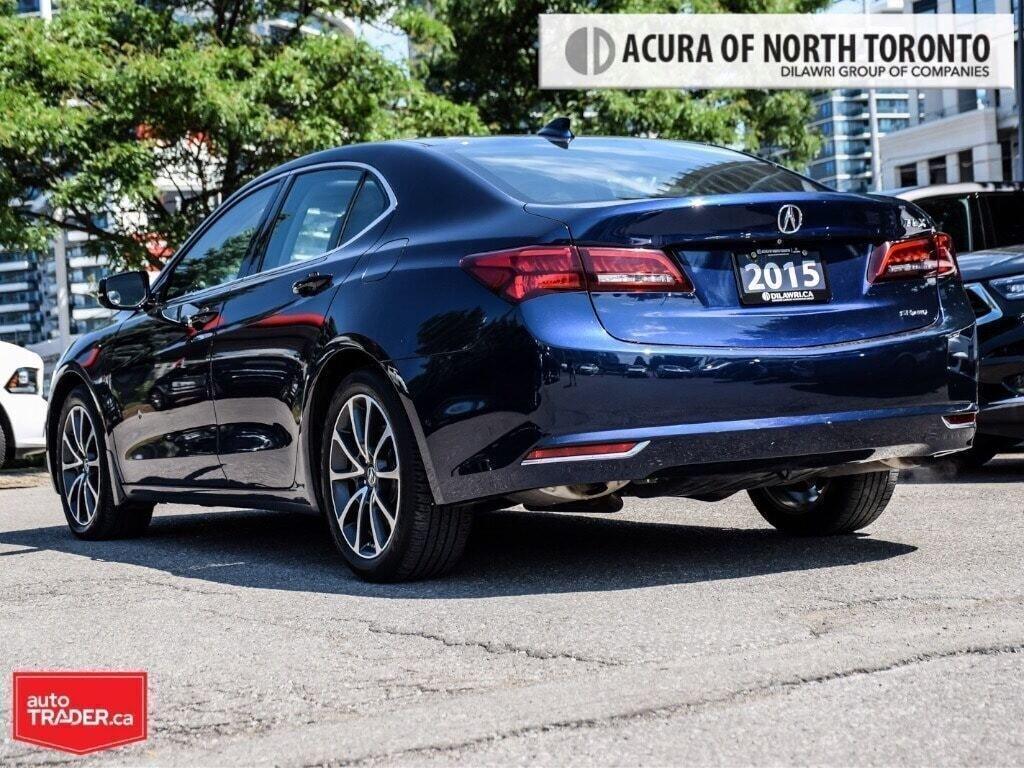 2015 Acura TLX 3.5L SH-AWD w/Tech Pkg in Thornhill, Ontario - 2 - w1024h768px