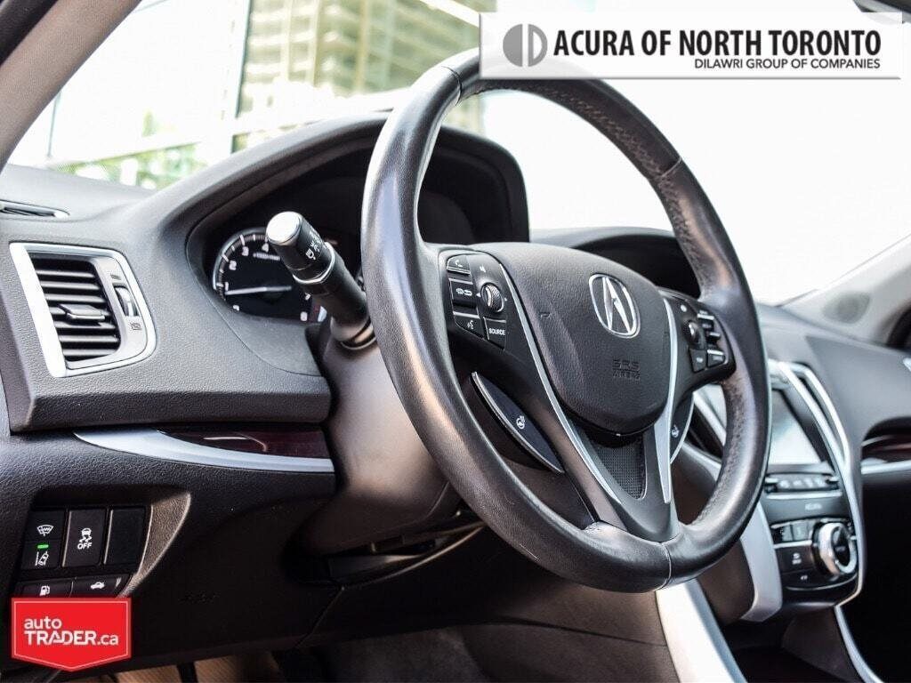 2015 Acura TLX 3.5L SH-AWD w/Tech Pkg in Thornhill, Ontario - 8 - w1024h768px