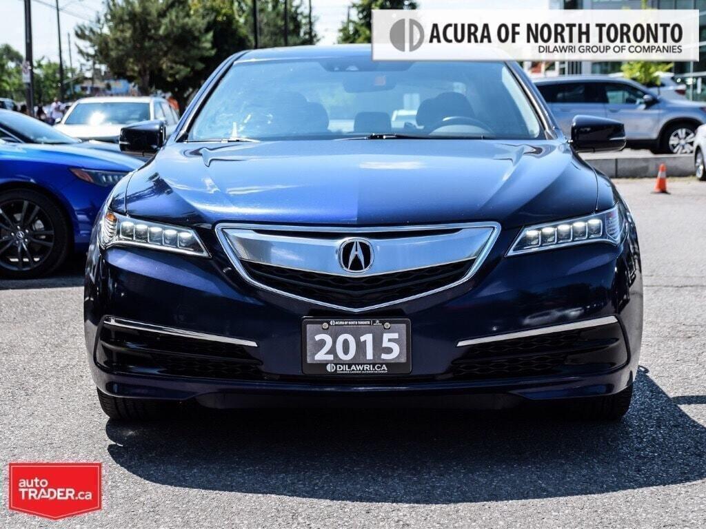 2015 Acura TLX 3.5L SH-AWD w/Tech Pkg in Thornhill, Ontario - 4 - w1024h768px