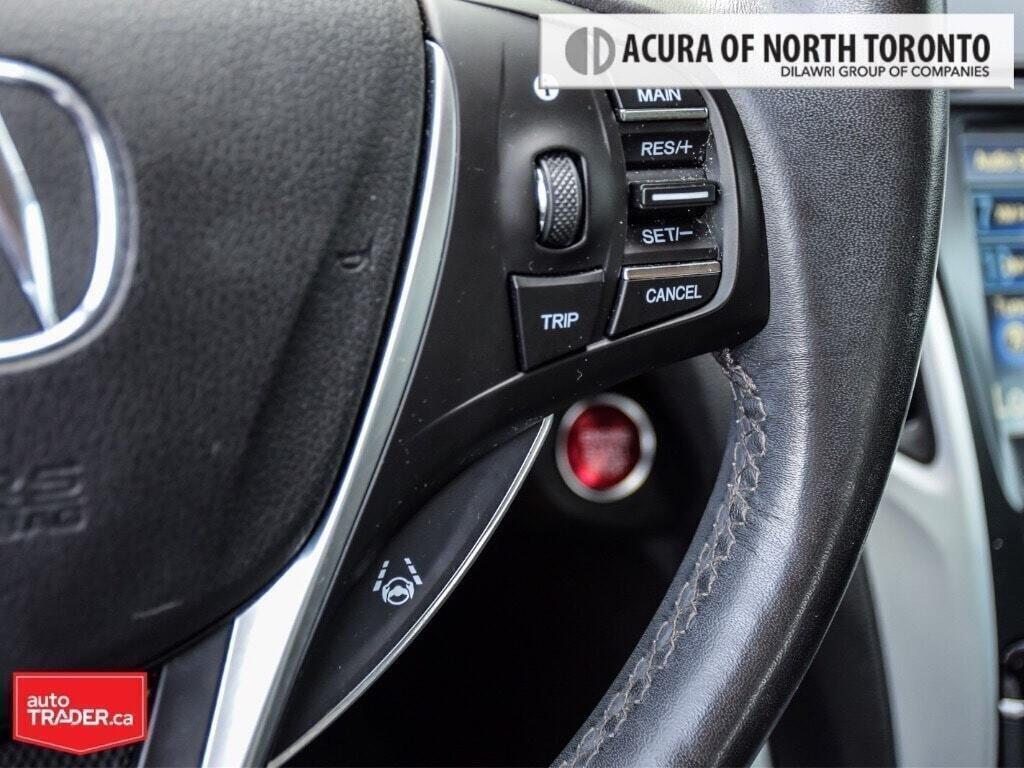 2015 Acura TLX 3.5L SH-AWD w/Tech Pkg in Thornhill, Ontario - 20 - w1024h768px