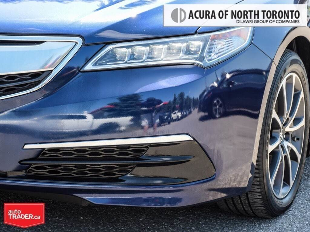 2015 Acura TLX 3.5L SH-AWD w/Tech Pkg in Thornhill, Ontario - 5 - w1024h768px