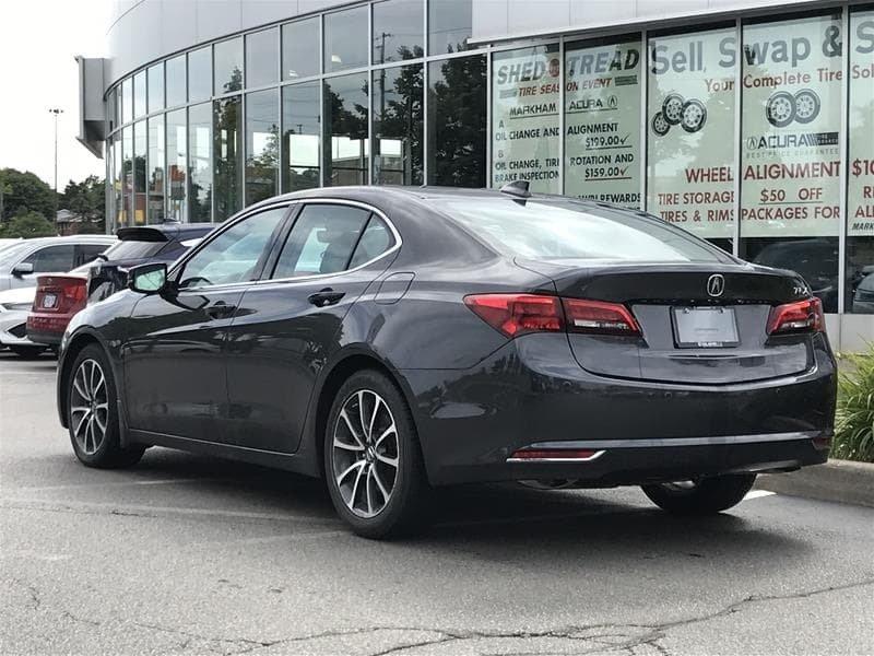 2015 Acura TLX 3.5L P-AWS w/Elite Pkg in Markham, Ontario - 5 - w1024h768px