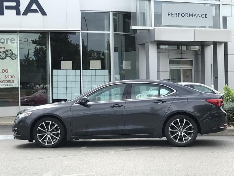 2015 Acura TLX 3.5L P-AWS w/Elite Pkg in Markham, Ontario - 4 - w1024h768px