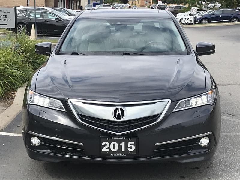 2015 Acura TLX 3.5L P-AWS w/Elite Pkg in Markham, Ontario - 9 - w1024h768px