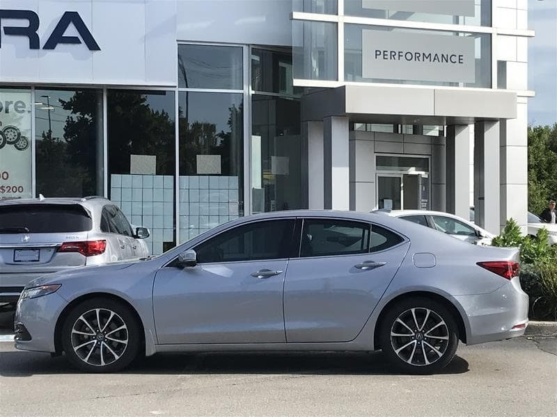 2015 Acura TLX 3.5L SH-AWD w/Tech Pkg in Markham, Ontario - 4 - w1024h768px