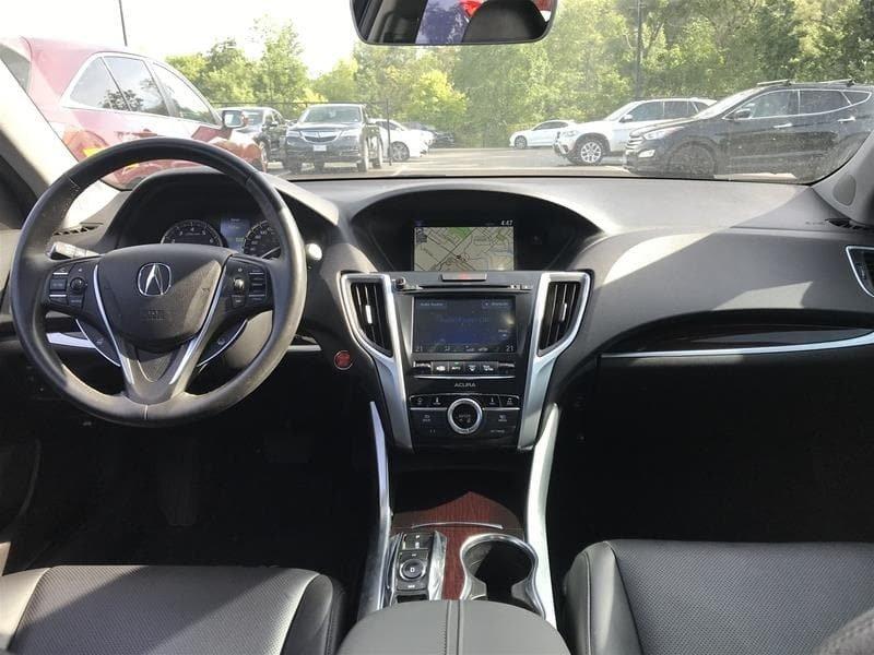 2015 Acura TLX 3.5L SH-AWD w/Tech Pkg in Markham, Ontario - 14 - w1024h768px
