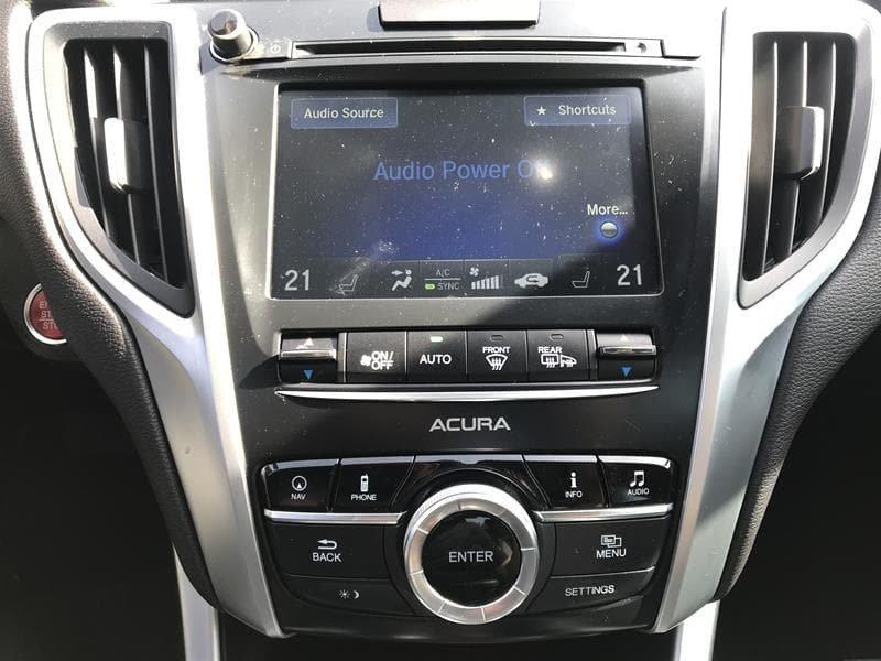 2015 Acura TLX 3.5L SH-AWD w/Tech Pkg in Markham, Ontario - 20 - w1024h768px