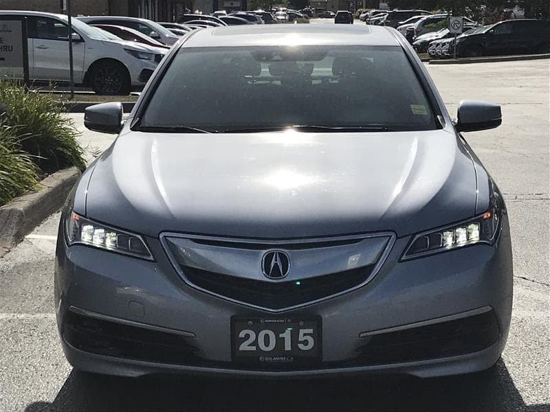 2015 Acura TLX 3.5L SH-AWD w/Tech Pkg in Markham, Ontario - 9 - w1024h768px