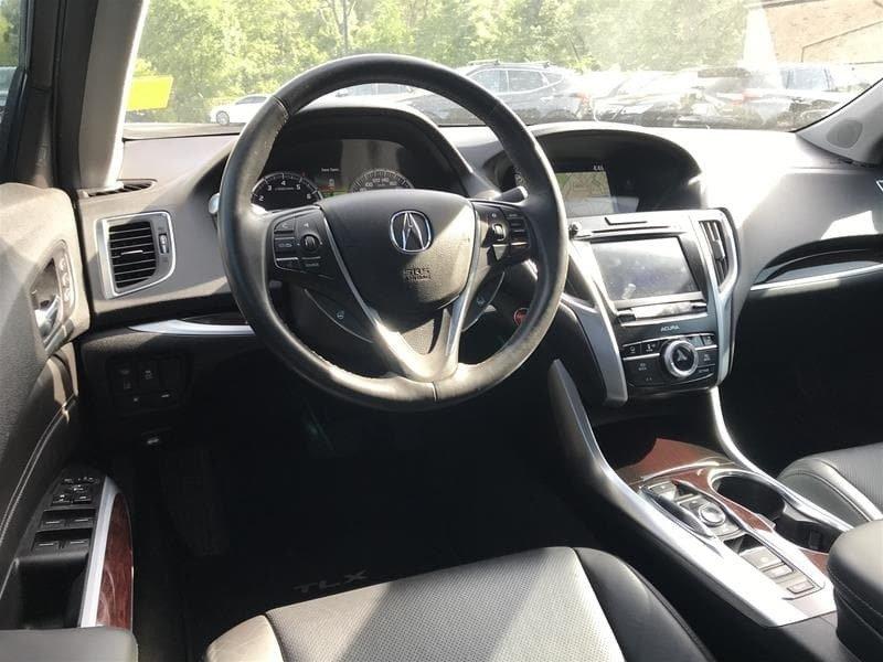 2015 Acura TLX 3.5L SH-AWD w/Tech Pkg in Markham, Ontario - 10 - w1024h768px
