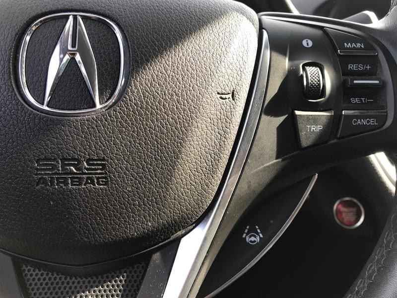 2015 Acura TLX 3.5L SH-AWD w/Tech Pkg in Markham, Ontario - 17 - w1024h768px
