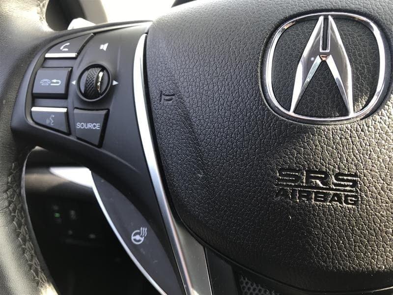 2015 Acura TLX 3.5L SH-AWD w/Tech Pkg in Markham, Ontario - 16 - w1024h768px