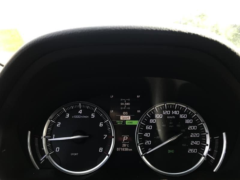 2015 Acura TLX 3.5L SH-AWD w/Tech Pkg in Markham, Ontario - 15 - w1024h768px