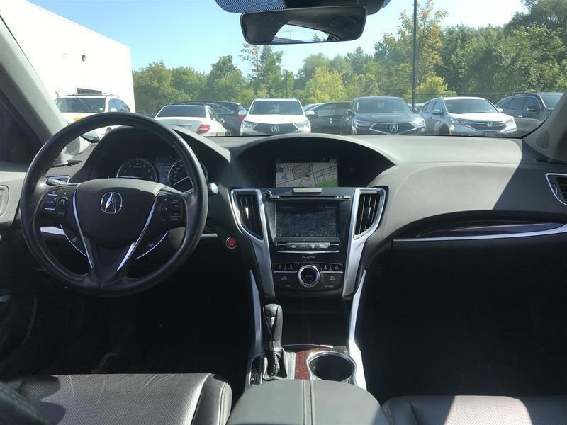 2015 Acura TLX 2.4L P-AWS w/Tech Pkg in Markham, Ontario - 14 - w1024h768px