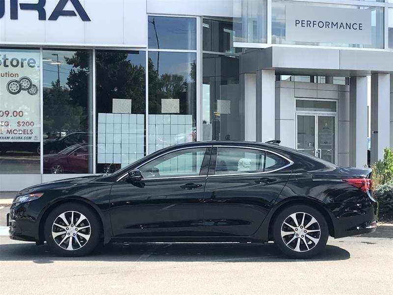 2015 Acura TLX 2.4L P-AWS w/Tech Pkg in Markham, Ontario - 4 - w1024h768px