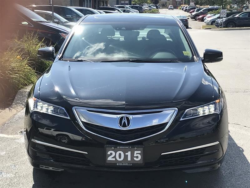 2015 Acura TLX 2.4L P-AWS w/Tech Pkg in Markham, Ontario - 9 - w1024h768px