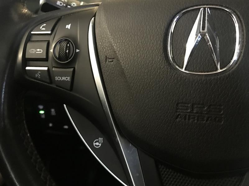 2015 Acura TLX 2.4L P-AWS w/Tech Pkg in Markham, Ontario - 16 - w1024h768px
