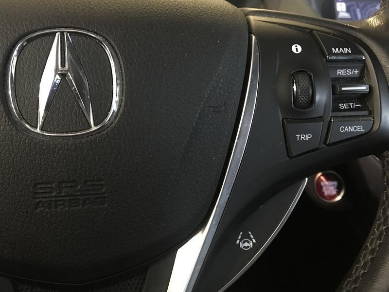 2015 Acura TLX 2.4L P-AWS w/Tech Pkg in Markham, Ontario - 17 - w1024h768px