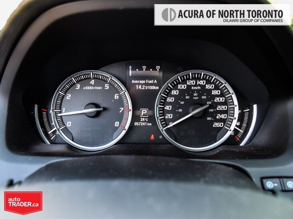 2015 Acura TLX 3.5L SH-AWD w/Tech Pkg in Thornhill, Ontario - 12 - w1024h768px