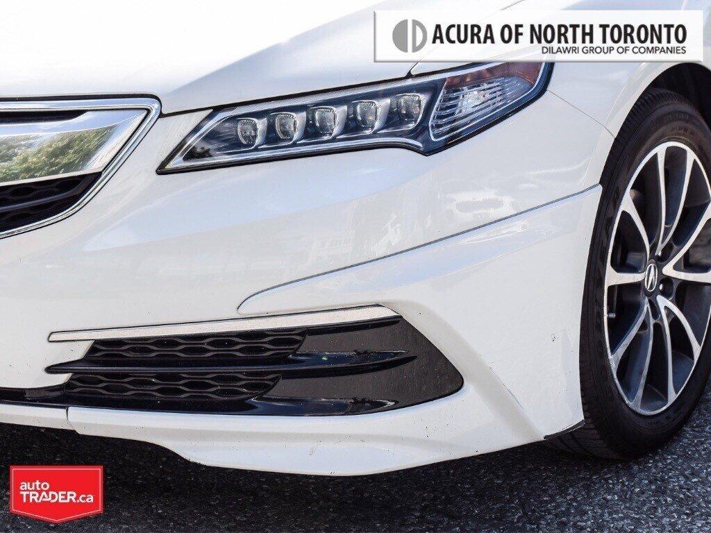 2015 Acura TLX 3.5L SH-AWD w/Tech Pkg in Thornhill, Ontario - 6 - w1024h768px