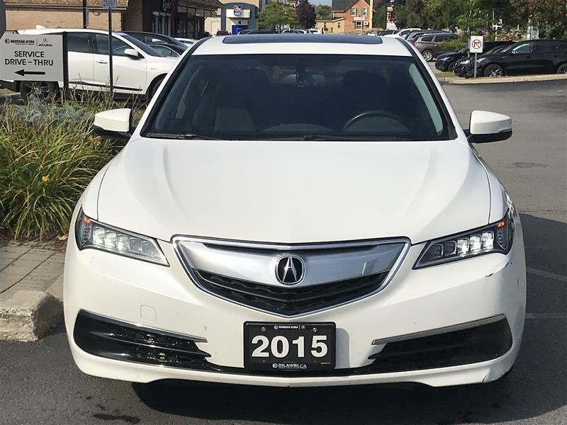 2015 Acura TLX 3.5L SH-AWD in Markham, Ontario - 9 - w1024h768px