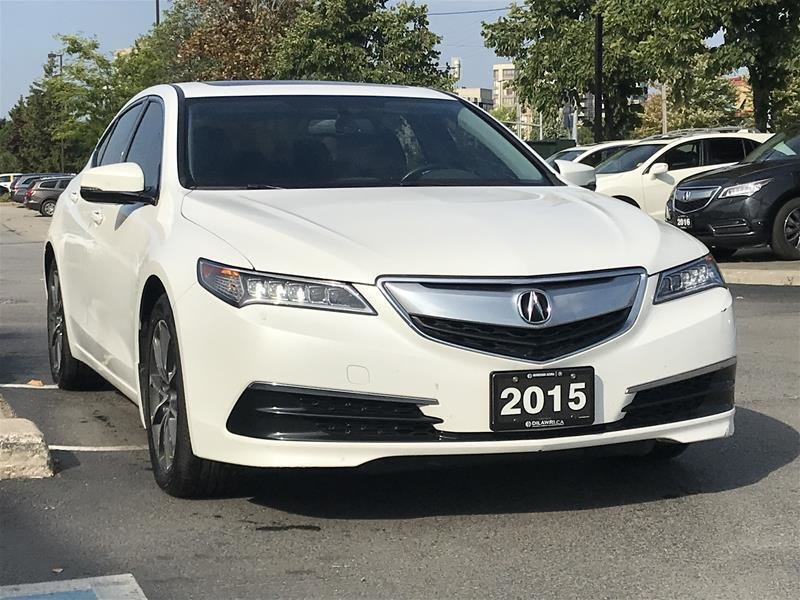 2015 Acura TLX 3.5L SH-AWD in Markham, Ontario - 8 - w1024h768px