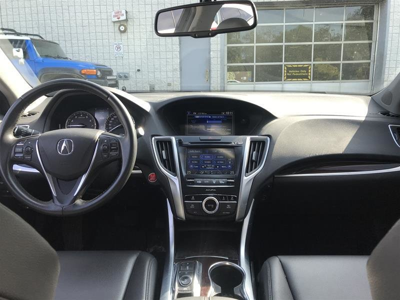 2015 Acura TLX 3.5L SH-AWD in Markham, Ontario - 14 - w1024h768px