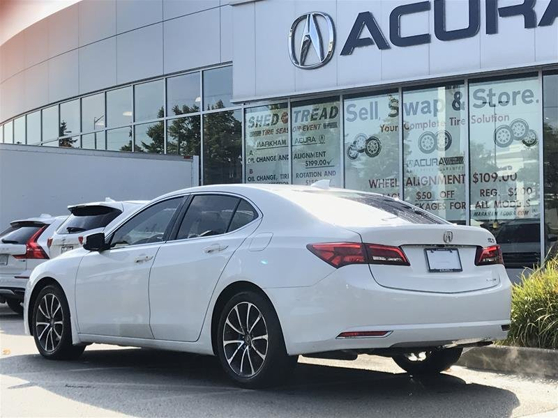 2015 Acura TLX 3.5L SH-AWD in Markham, Ontario - 5 - w1024h768px