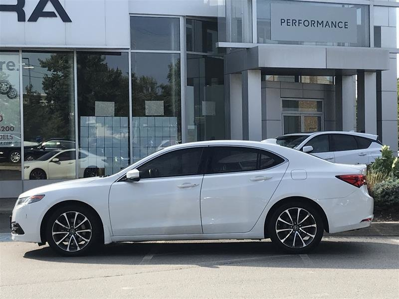 2015 Acura TLX 3.5L SH-AWD in Markham, Ontario - 4 - w1024h768px