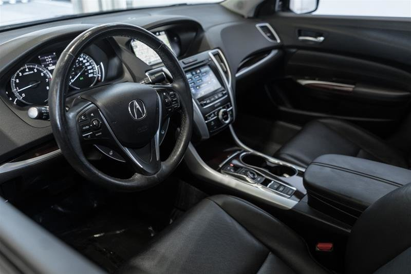 2016 Acura TLX 2.4L P-AWS w/Tech Pkg in Langley, British Columbia - 11 - w1024h768px