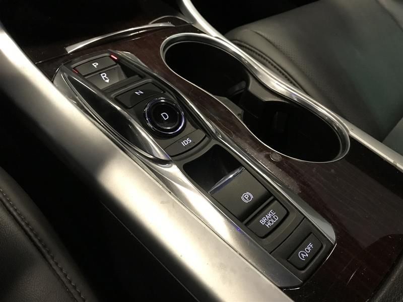 2017 Acura TLX 3.5L SH-AWD w/Tech Pkg in Markham, Ontario - 41 - w1024h768px