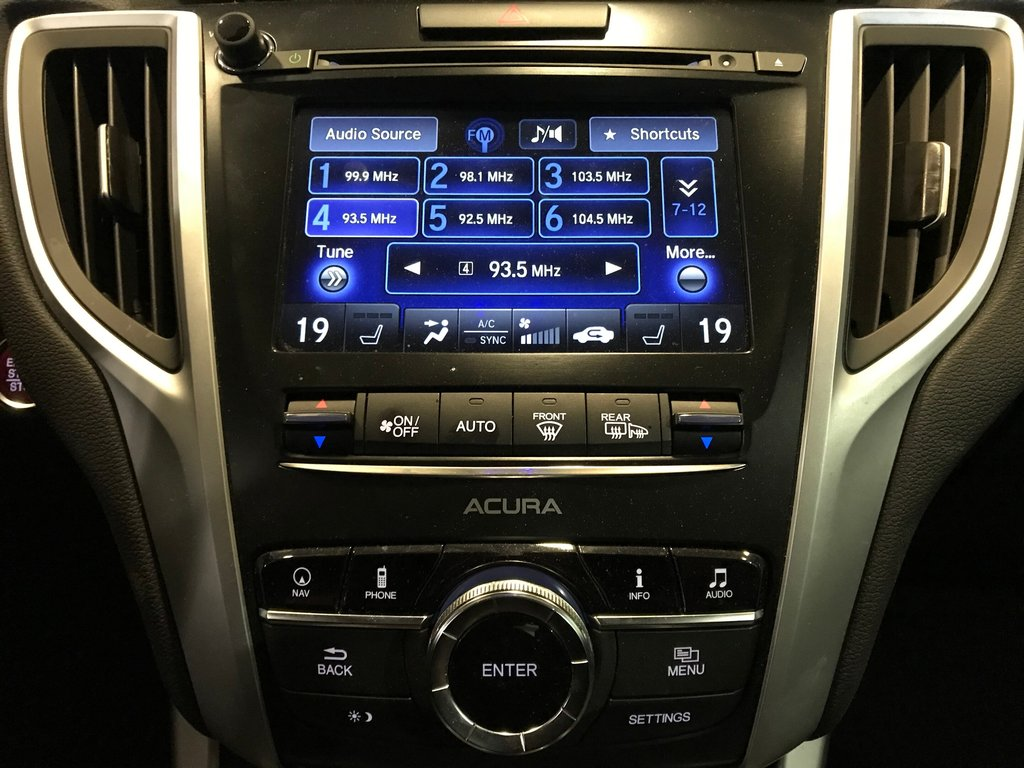 2017 Acura TLX 3.5L SH-AWD w/Tech Pkg in Markham, Ontario - 19 - w1024h768px