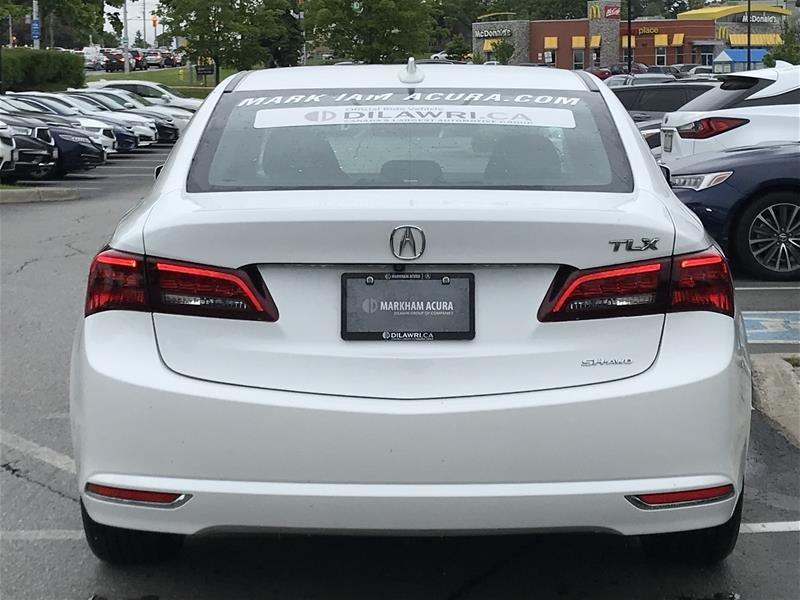 2017 Acura TLX 3.5L SH-AWD w/Tech Pkg in Markham, Ontario - 26 - w1024h768px