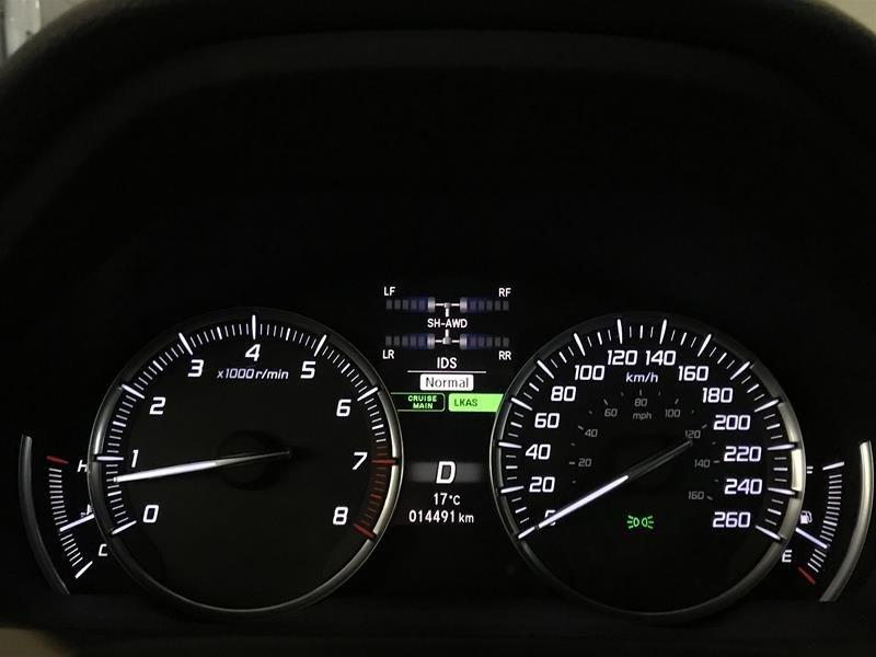 2017 Acura TLX 3.5L SH-AWD w/Tech Pkg in Markham, Ontario - 35 - w1024h768px