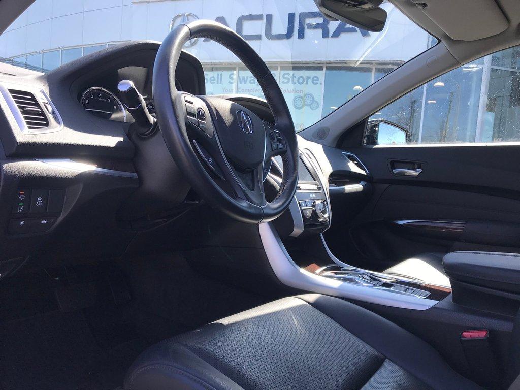 2017 Acura TLX 3.5L SH-AWD w/Tech Pkg in Markham, Ontario - 9 - w1024h768px