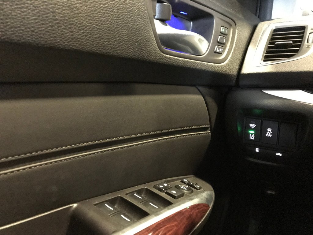 2017 Acura TLX 3.5L SH-AWD w/Tech Pkg in Markham, Ontario - 21 - w1024h768px