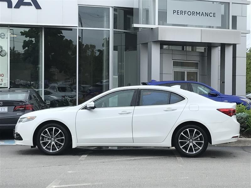 2017 Acura TLX 3.5L SH-AWD w/Tech Pkg in Markham, Ontario - 24 - w1024h768px