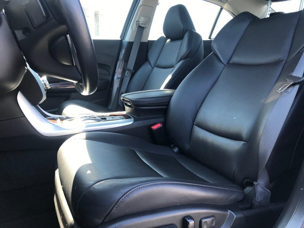 2017 Acura TLX 3.5L SH-AWD w/Tech Pkg in Markham, Ontario - 10 - w1024h768px