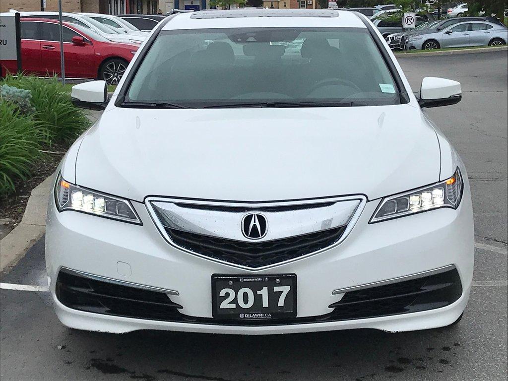 2017 Acura TLX 3.5L SH-AWD w/Tech Pkg in Markham, Ontario - 8 - w1024h768px