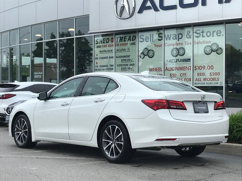 2017 Acura TLX 3.5L SH-AWD w/Tech Pkg in Markham, Ontario - 4 - w1024h768px