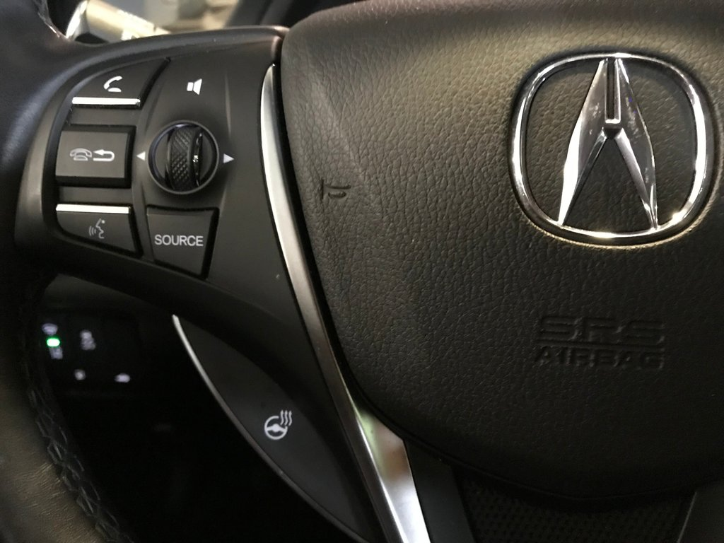 2017 Acura TLX 3.5L SH-AWD w/Tech Pkg in Markham, Ontario - 15 - w1024h768px