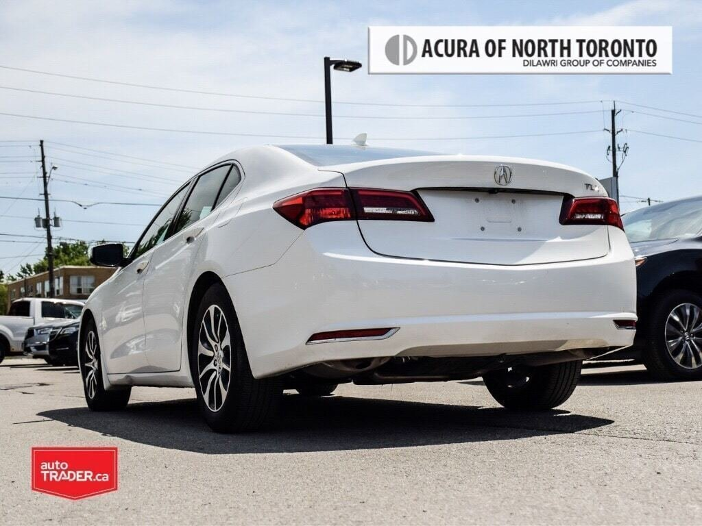 2017 Acura TLX 2.4L P-AWS in Thornhill, Ontario - 3 - w1024h768px