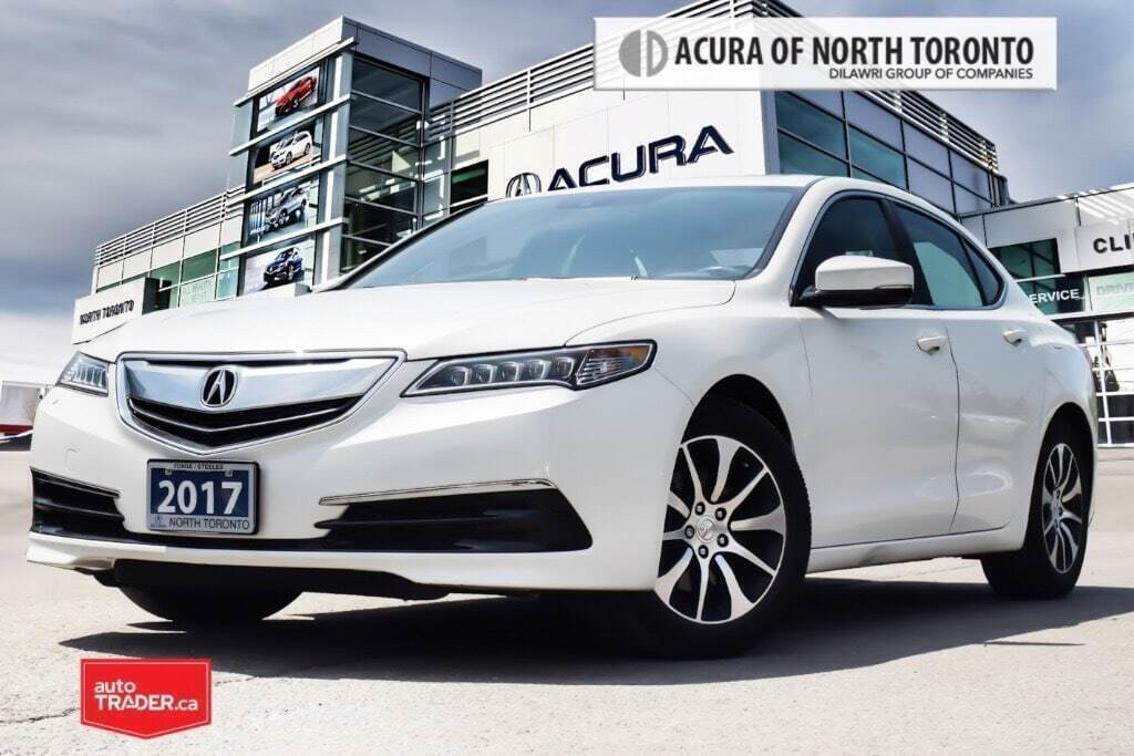2017 Acura TLX 2.4L P-AWS in Thornhill, Ontario - 1 - w1024h768px