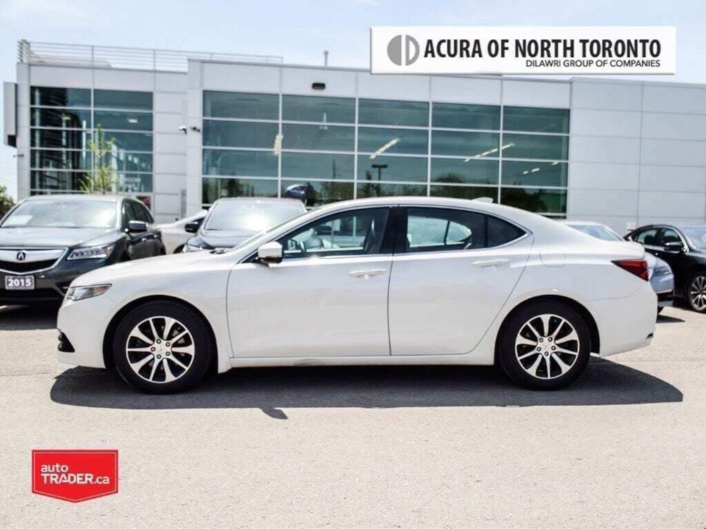 2017 Acura TLX 2.4L P-AWS in Thornhill, Ontario - 2 - w1024h768px